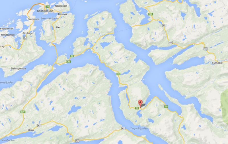 2014-04-10 16_04_27-Meisingset tingvoll - Google Maps