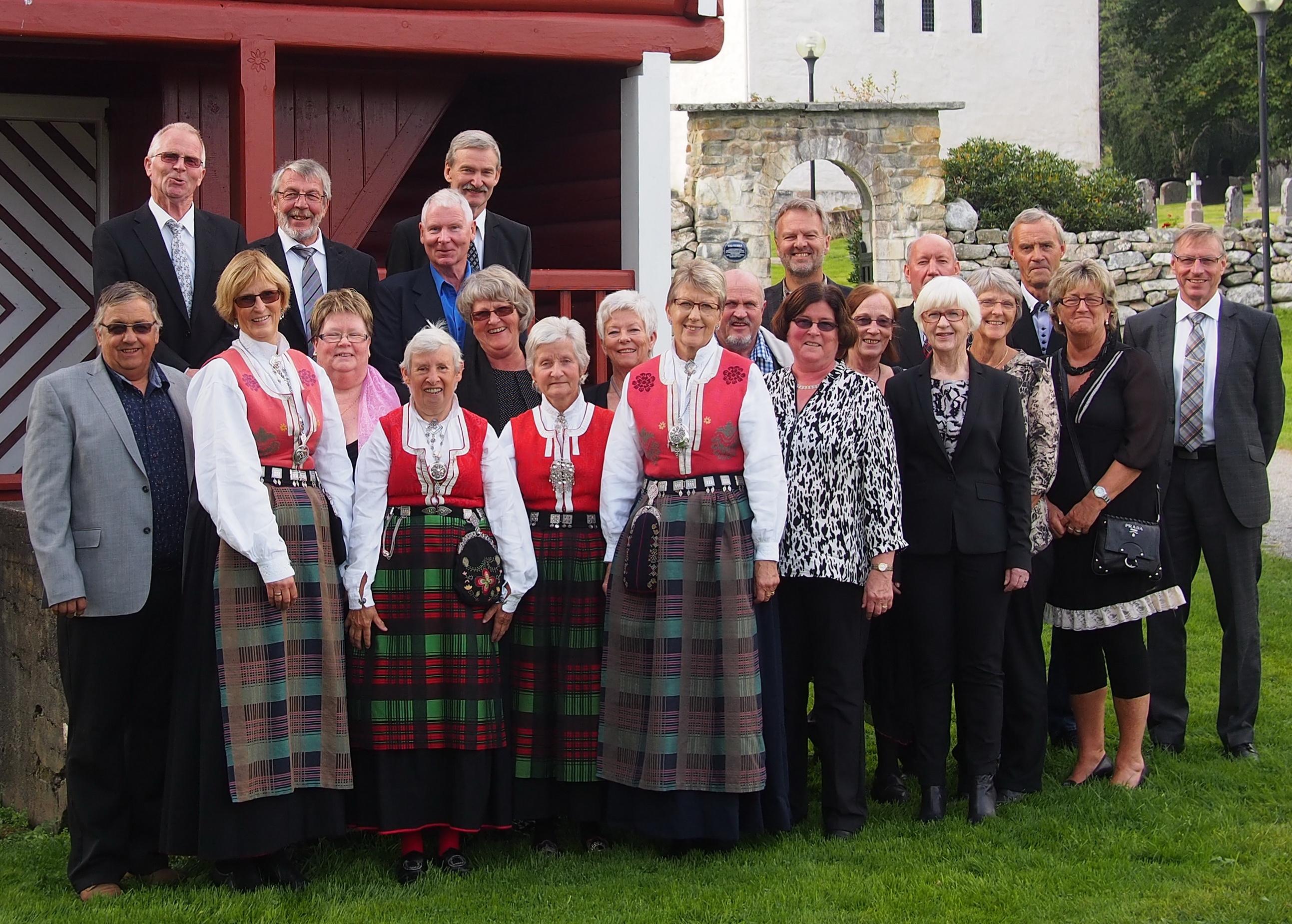 2014-09-14 50-års konfirmante påTingvoll